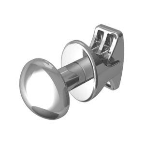 Clip-on hanger bathroom towel rail accessories