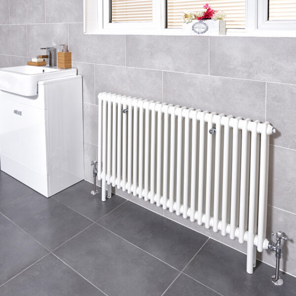 Traditional column radiator for living room and kitchen and hallway