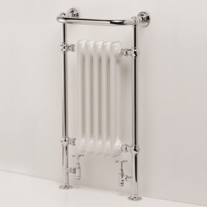 Traditional bathroom towel rail