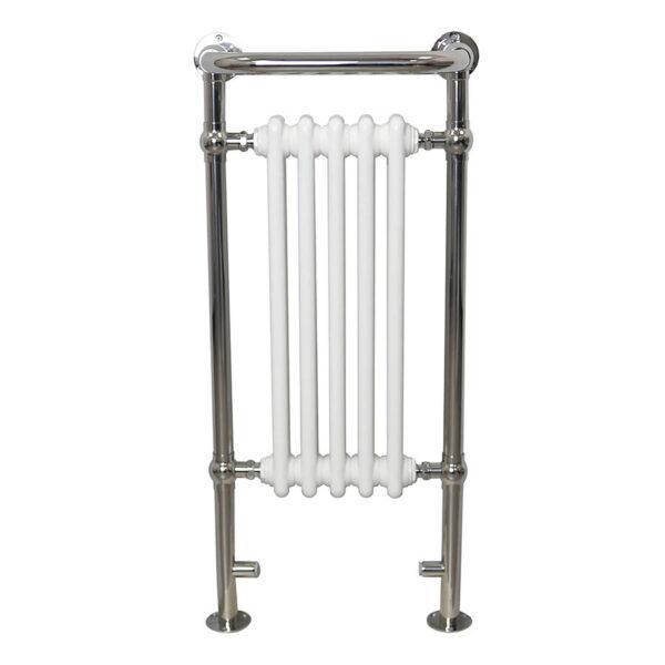 Traditional bathroom towel rail