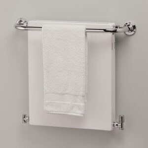 Panel bathroom towel rail