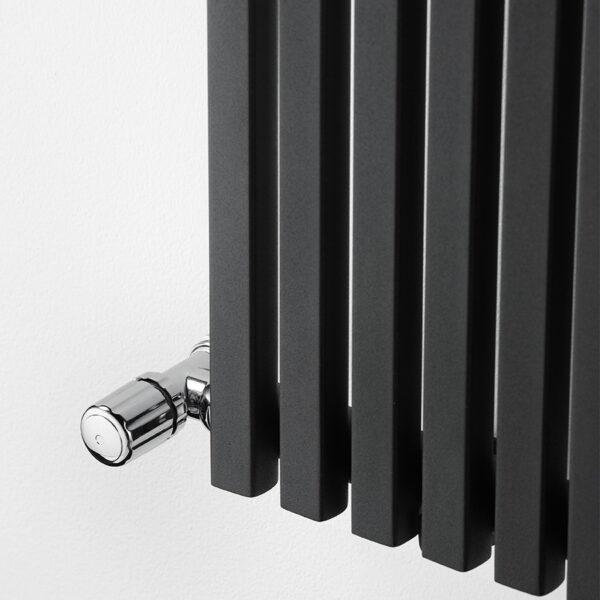 Modern tubular vertical radiator