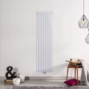Modern tubular vertical radiator
