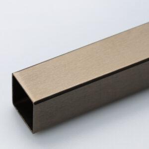 ABS - Antique Bronze Brushed Matt Stainless Steel Finish
