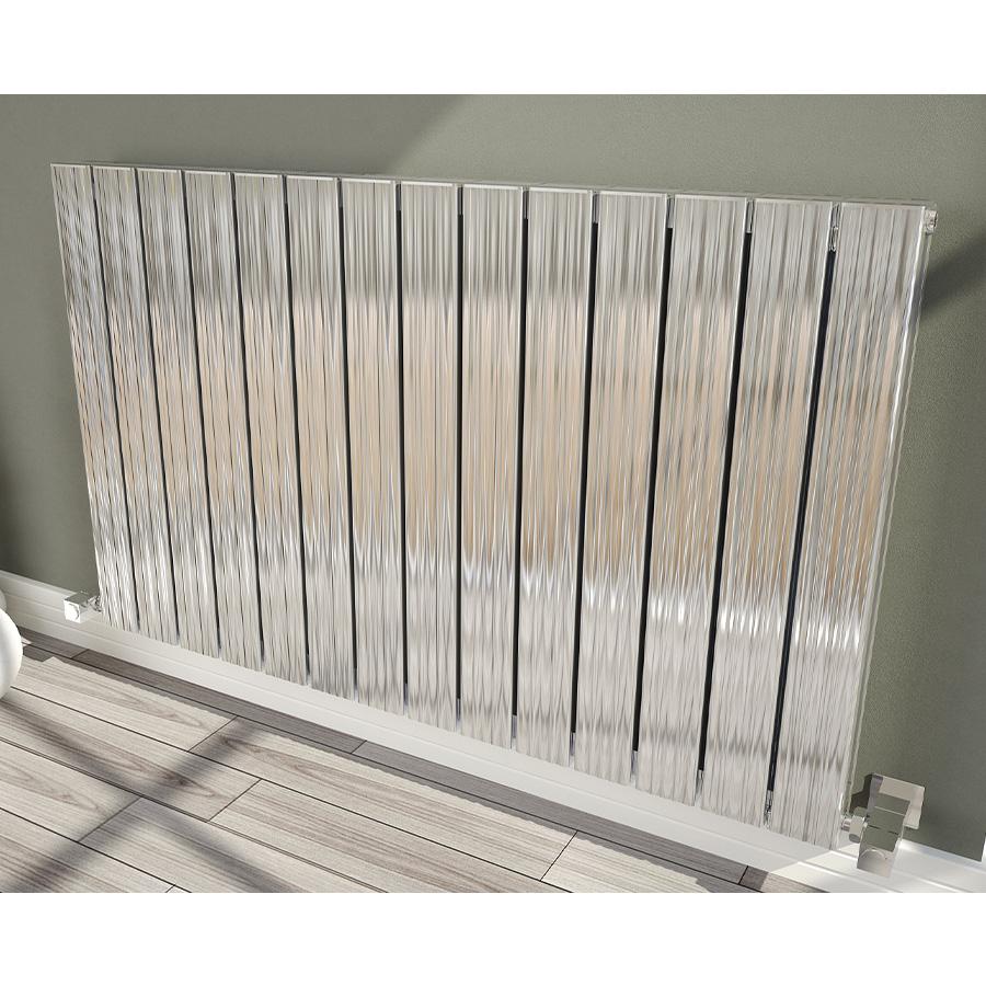 Aluminium radiator for living room