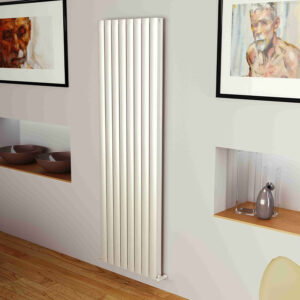 Aluminium radiator for living room