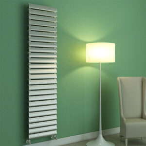 Aluminium radiator for the home