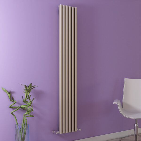 Modern aluminium radiator