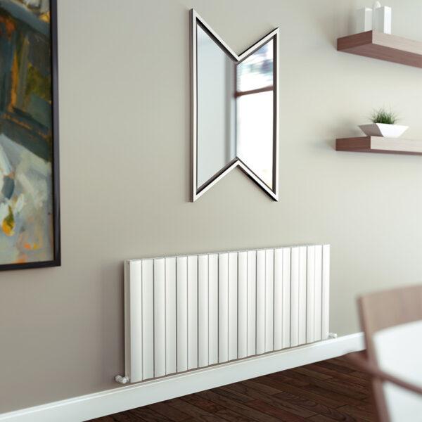 Radiator for living room or kitchen