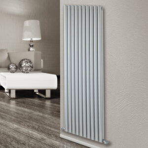 Radiator for living rooms and hallways