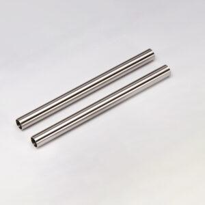 200mm 15mm In Diameter Elbow SS Tube - Brushed Matt