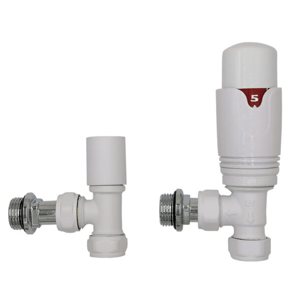 Cylindrical TRV Liquid Sensor Head