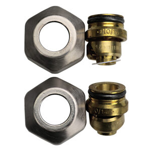 """3/4""""x18x10x14 Complete Adapting Set for Multi-Layer Pipe"""