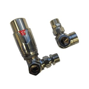 Thermostatic TRV radiator valves