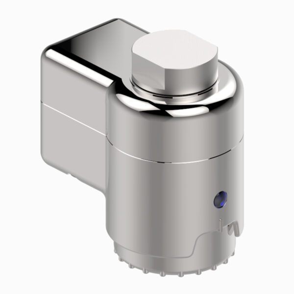 The Control Box And Rod Joint As One Piece, Class I Only: Mobus