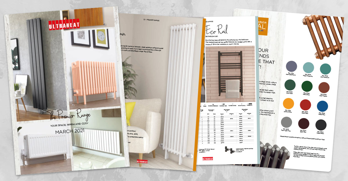 NEW Ultraheat Premier Range Catalogue March 2021