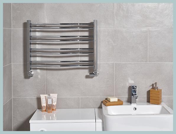 Compact Bathroom Heating